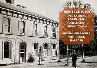 Heritage Week 2021 - Ballyvolane House