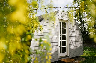 Glamping in the gardens at Ballyvolane House (pic by Moathill Photography)