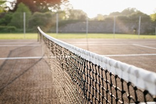 Tennis at Ballyvolane House