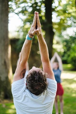 Chai Yoga with Steve Mercer at Ballyvolane House