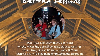 Bertha Sessions - November 29th 2019