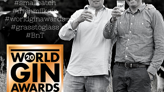Bertha wins Bronze at World Gin Awards 2020
