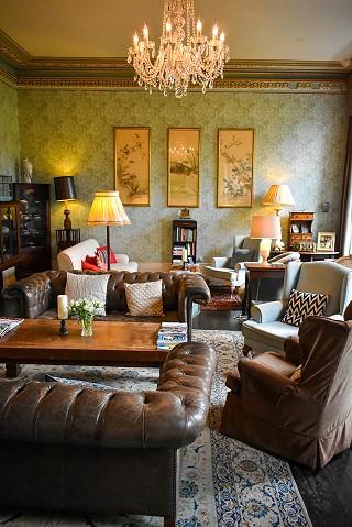 Ballyvolane House Drawing Room
