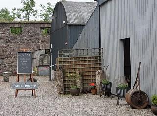 Historic Houses of Ireland AGM 2021 at Ballyvolane House (pic by Izzy Matuschka)