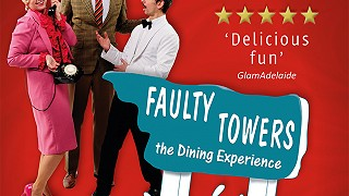 Faulty Towers Dining Experience at Ballyvolane House December 2018