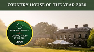 Georgina Campbell Country House of of the year award