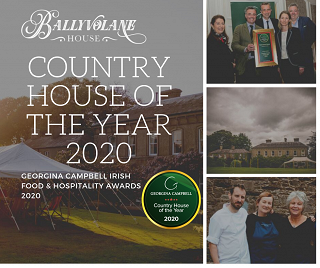 Georgina Campbell Country House of the Year 2020