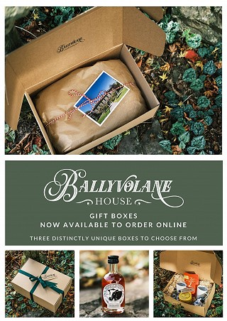 Ballyvolane House News Autumn Winter 2020