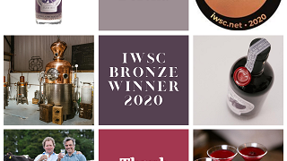 IWSC Bronze award for Sloe Bertha