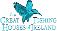 Great Fishing Houses of Ireland logo