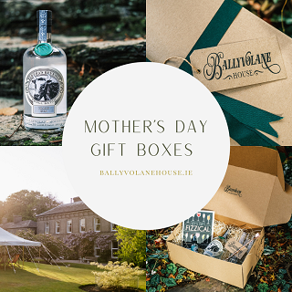 Mother's Day Gift Boxes from Ballyvolane House
