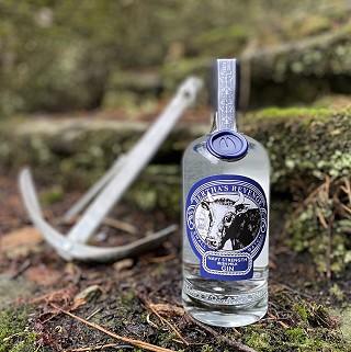 Bertha's Revenge Navy Strength Gin