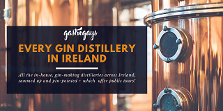 Every Gin Distillery in Ireland by the Gastrogays