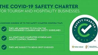 Ballyvolane House Covid-19 Safety Charter