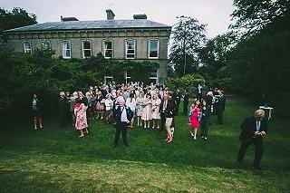 Ballyvolane House Weddings