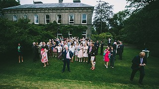 Ballyvolane House Weddings
