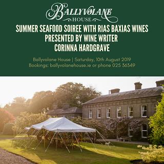 Summer Seafood Soiree with Rías Baixas wines