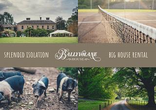 Ballyvolane House Big House Rental